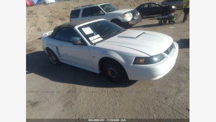 2002 Ford Mustang GT Convertible for sale 101410741