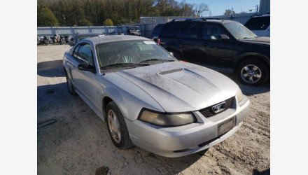 2002 Ford Mustang Coupe for sale 101411228