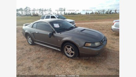 2002 Ford Mustang Coupe for sale 101411358