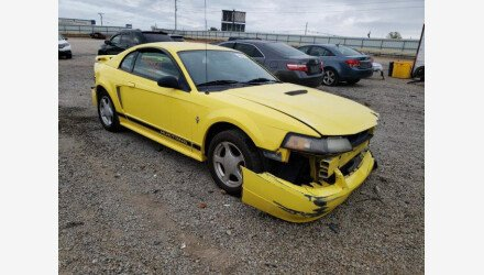 2002 Ford Mustang Coupe for sale 101412432