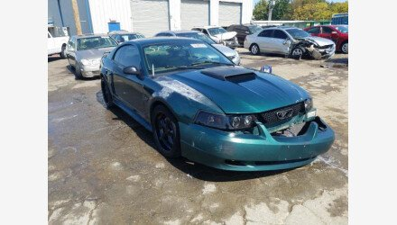 2002 Ford Mustang GT Coupe for sale 101412450