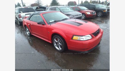 2002 Ford Mustang GT Convertible for sale 101413274