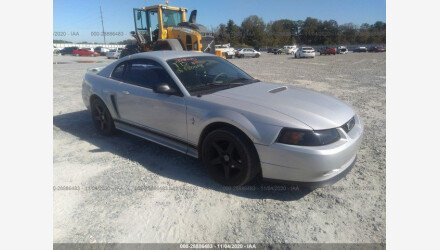 2002 Ford Mustang Coupe for sale 101413292