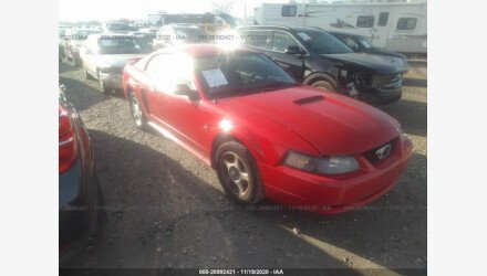 2002 Ford Mustang Coupe for sale 101413853