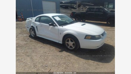 2002 Ford Mustang Coupe for sale 101413857