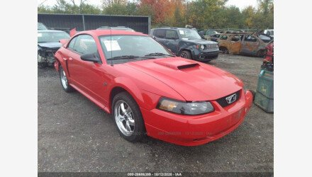 2002 Ford Mustang GT Coupe for sale 101415708