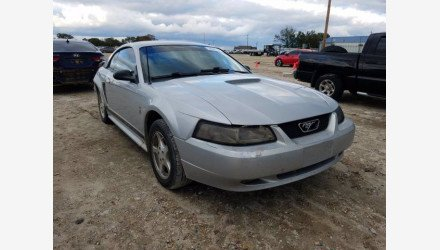 2002 Ford Mustang Coupe for sale 101429046
