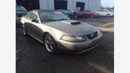 2002 Ford Mustang GT Convertible for sale 101432388