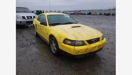2002 Ford Mustang Coupe for sale 101436824