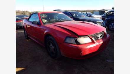 2002 Ford Mustang Convertible for sale 101436838