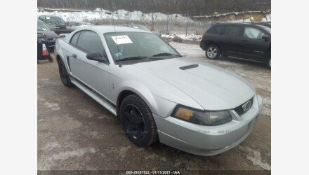 2002 Ford Mustang Coupe for sale 101437170