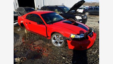 2002 Ford Mustang GT Coupe for sale 101437872