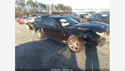 2002 Ford Mustang Coupe for sale 101438792