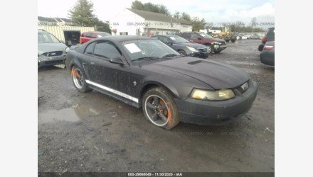 2002 Ford Mustang Coupe for sale 101440092
