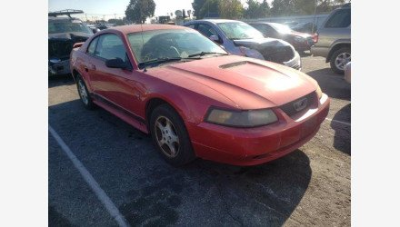 2002 Ford Mustang Coupe for sale 101440545