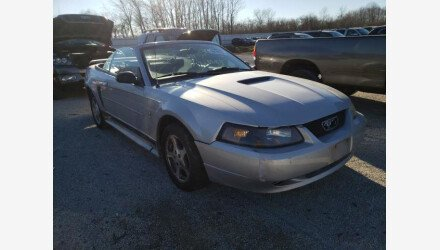 2002 Ford Mustang Convertible for sale 101441196