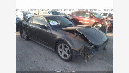 2002 Ford Mustang GT Coupe for sale 101442162