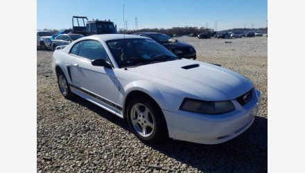 2002 Ford Mustang Coupe for sale 101442741