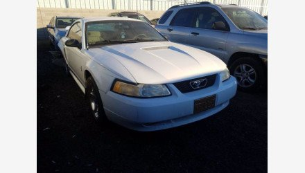 2002 Ford Mustang Coupe for sale 101443371