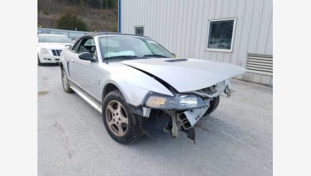 2002 Ford Mustang Convertible for sale 101444671