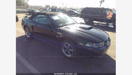 2002 Ford Mustang GT Convertible for sale 101444776