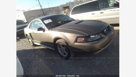 2002 Ford Mustang Coupe for sale 101450603