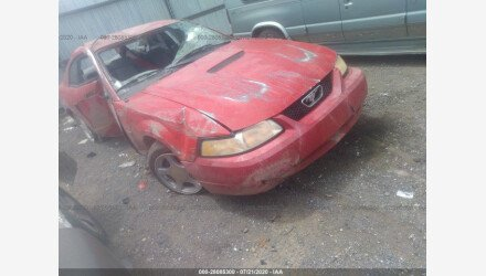 2002 Ford Mustang Coupe for sale 101454016