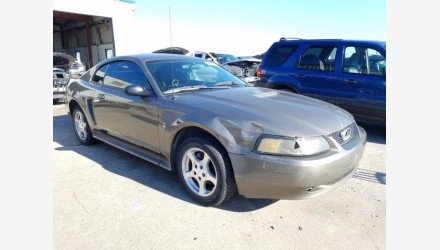 2002 Ford Mustang Coupe for sale 101458227