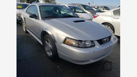 2002 Ford Mustang Coupe for sale 101460001