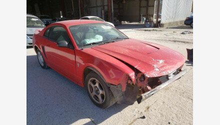 2002 Ford Mustang Coupe for sale 101460002