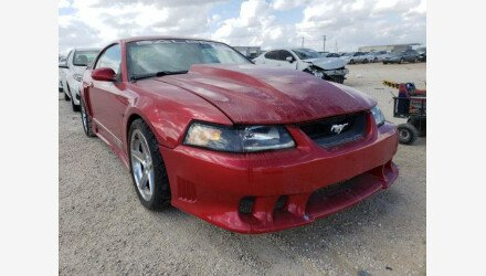 2002 Ford Mustang GT Coupe for sale 101460262