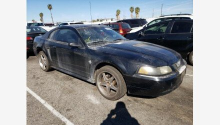 2002 Ford Mustang Coupe for sale 101461664