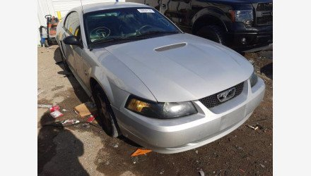 2002 Ford Mustang Coupe for sale 101461665