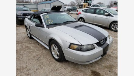 2002 Ford Mustang Convertible for sale 101463264