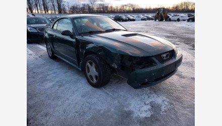 2002 Ford Mustang Coupe for sale 101463335