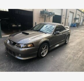 2002 Ford Mustang Convertible for sale 101465297