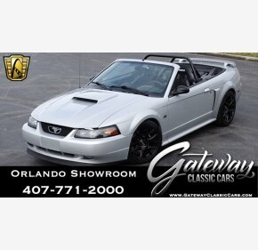 2002 Ford Mustang GT for sale 101467049
