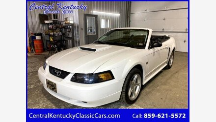 2002 Ford Mustang for sale 101468337