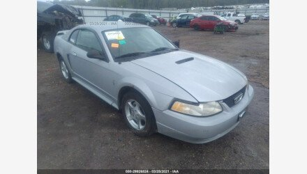 2002 Ford Mustang Coupe for sale 101487759