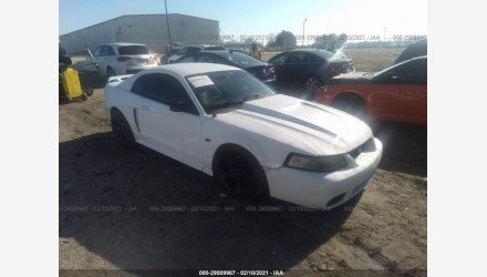 2002 Ford Mustang GT Coupe for sale 101488463