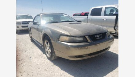 2002 Ford Mustang Convertible for sale 101488968