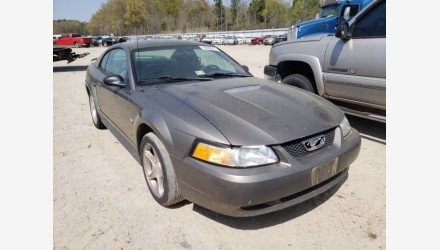 2002 Ford Mustang Coupe for sale 101489009