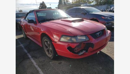 2002 Ford Mustang GT Convertible for sale 101489816