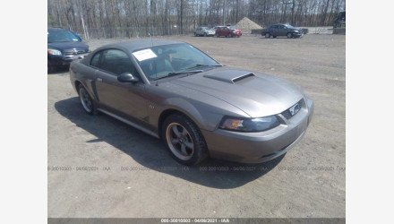 2002 Ford Mustang GT Coupe for sale 101490556
