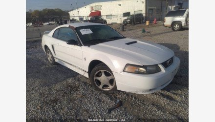 2002 Ford Mustang Coupe for sale 101490982