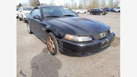 2002 Ford Mustang Coupe for sale 101494164