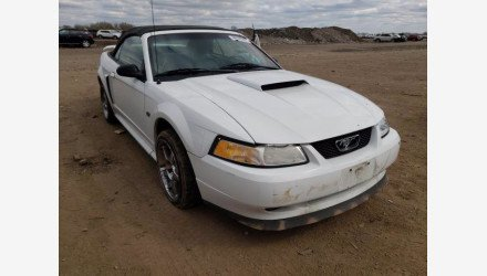 2002 Ford Mustang GT Convertible for sale 101494186