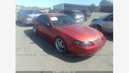 2002 Ford Mustang Coupe for sale 101494305