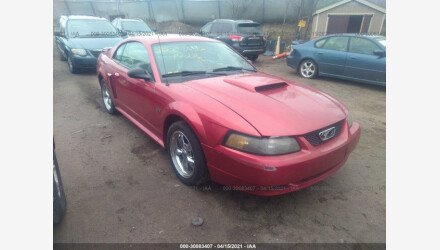 2002 Ford Mustang GT Coupe for sale 101494367
