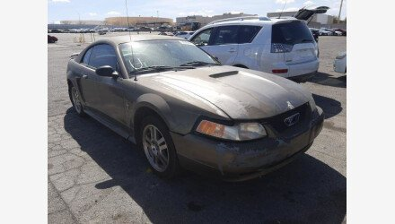 2002 Ford Mustang Coupe for sale 101494997
